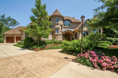 Glenview Single Family Home For Sale: 1401 Tuscany Court