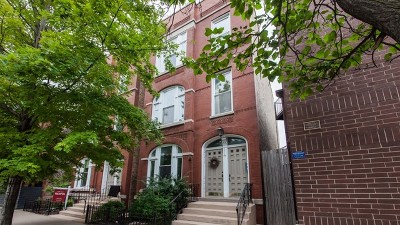 Condo/Townhouse New: 1912 North Halsted Street #2N