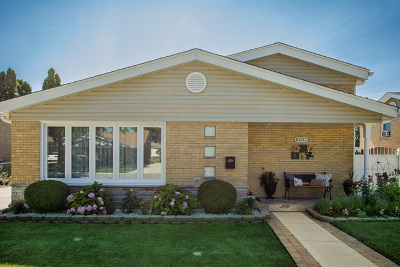 Oak Lawn  Single Family Home New: 10512 South Kilbourn Avenue