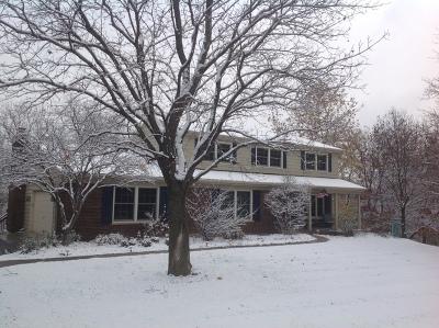 St. Charles Single Family Home For Sale: 5n677 Jens Jensen Lane