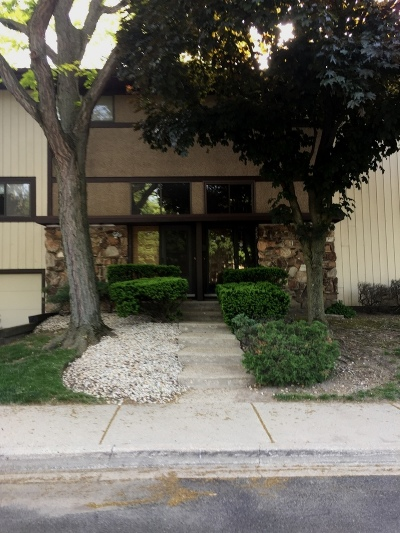 Wilmette Condo/Townhouse For Sale: 223 Skokie Boulevard