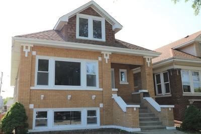 Berwyn Single Family Home For Sale: 1414 Ridgeland Avenue