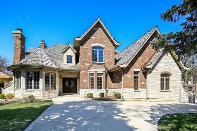 Hinsdale Single Family Home For Sale: 5500 South Washington Street