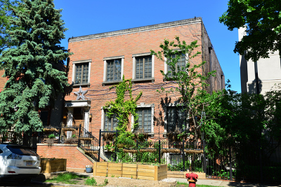 Single Family Home New: 2727 North Racine Avenue