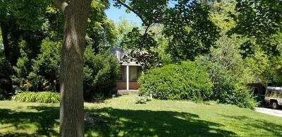 Deerfield Single Family Home Price Change: 1112 Elmwood Avenue