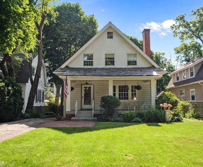 Winnetka Single Family Home For Sale: 419 Maple Street