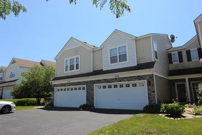 Carpentersville Condo/Townhouse Price Change: 6774 Slate Drive #6774