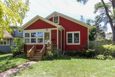 Libertyville Single Family Home For Sale: 111 4th Street