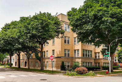 Condo/Townhouse New: 2208 West Winnemac Avenue #1