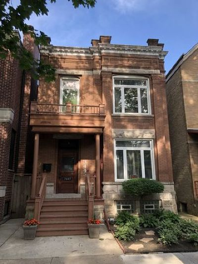 Chicago IL Multi Family Home New: $850,000