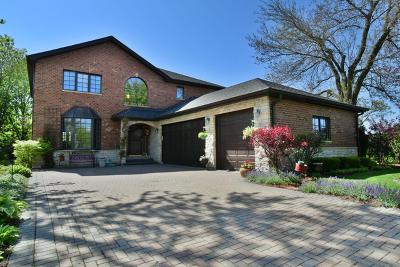 Mount Prospect Single Family Home New: 1001 Wildwood Lane