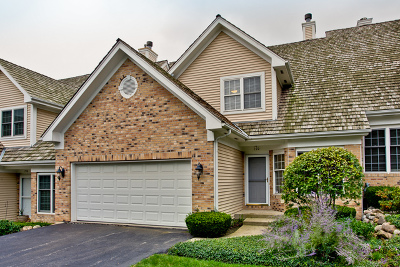Libertyville Condo/Townhouse Price Change: 192 Red Top Drive