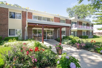 Wheeling Condo/Townhouse New: 127 North Wolf Road North #45-47A