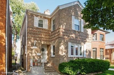Single Family Home New: 5839 North Virginia Avenue