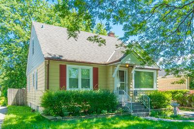 Wilmette Single Family Home For Sale: 514 Leamington Avenue