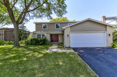 Wheeling Single Family Home New: 406 Shawn Court
