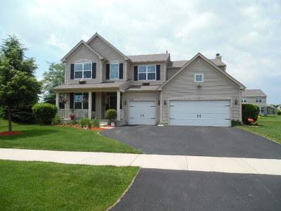 Montgomery Single Family Home New: 2365 Monarchos Lane