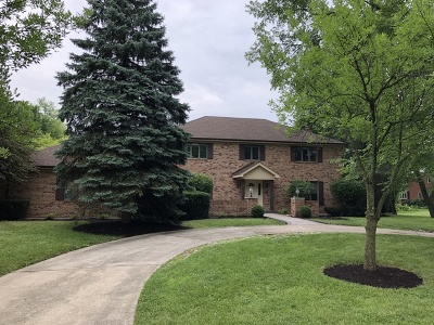 Oak Brook Single Family Home New: 701 Brougham Lane