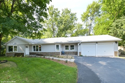 Northbrook Single Family Home For Sale: 2930 Dundee Road