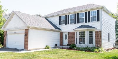 Plainfield Single Family Home For Sale: 14009 Isle Royal Circle