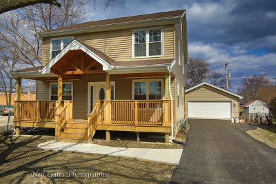 Downers Grove Single Family Home New: 4339 Linscott Avenue