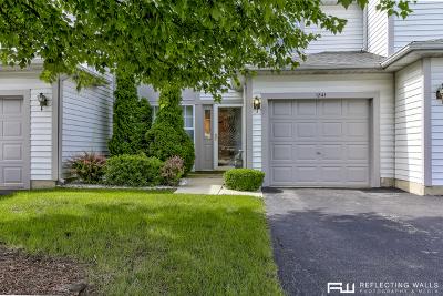 Bartlett IL Condo/Townhouse For Sale: $192,000