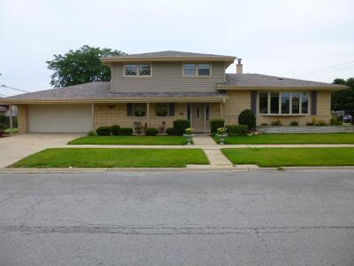 Oak Lawn Single Family Home New: 4601 West 105th Street