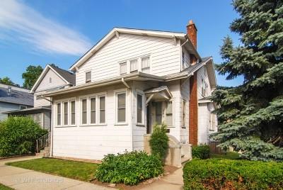 Forest Park Multi Family Home For Sale: 244 Des Plaines Avenue