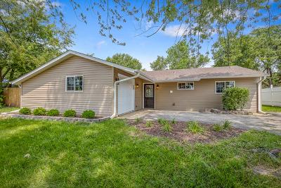 Bolingbrook Single Family Home New: 136 Fairwood Drive