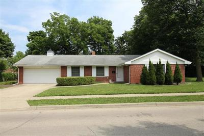 Libertyville Single Family Home For Sale: 502 South Stewart Avenue