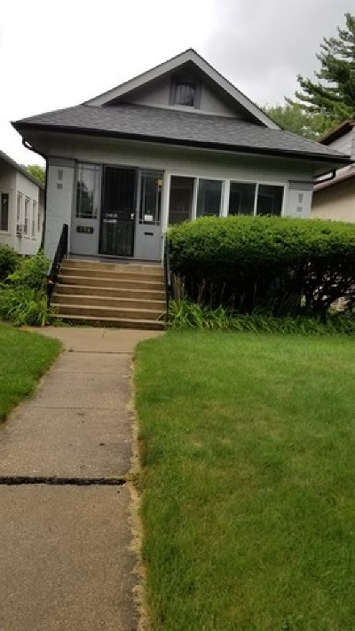 Oak Park Single Family Home For Sale: 308 North Taylor Avenue
