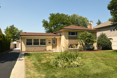 Oak Lawn Single Family Home New: 4926 West 106th Place
