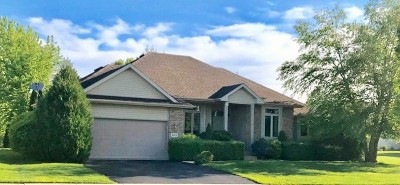 Sycamore Single Family Home For Sale: 403 Heron Creek Drive