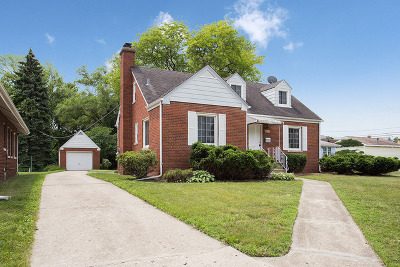 Lansing  Single Family Home New: 3225 181st Street
