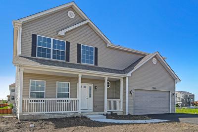 Montgomery Single Family Home New: 973 Garnet Lane