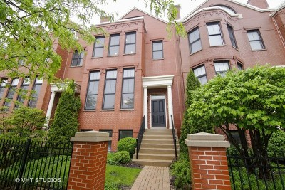 Glenview Condo/Townhouse For Sale: 1897 Admiral Court