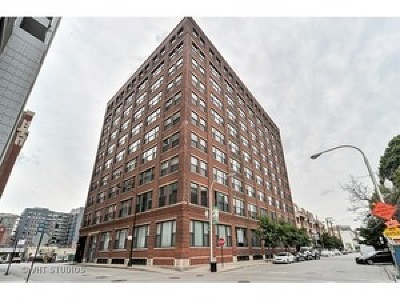 Condo/Townhouse For Sale: 801 South Wells Street #108