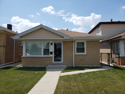 Burbank  Single Family Home New: 7706 Neenah Avenue