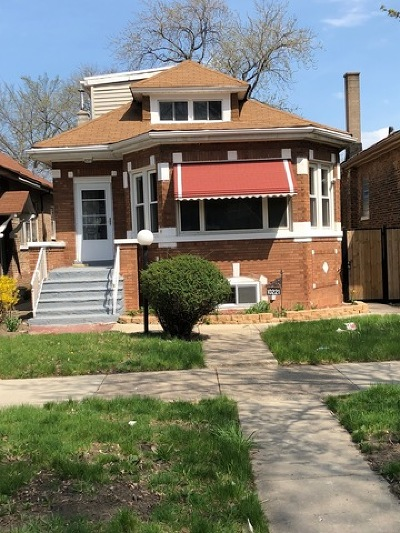 Chicago IL Single Family Home New: $211,000