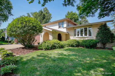 Naperville Single Family Home New: 11s542 Book Road