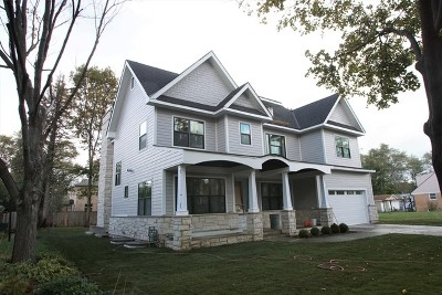Northbrook Single Family Home For Sale: 2248 Brentwood Road