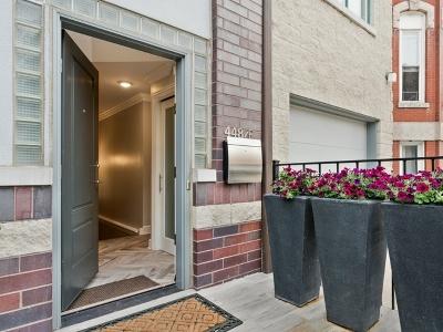 Condo/Townhouse For Sale: 448 North Carpenter Street #F