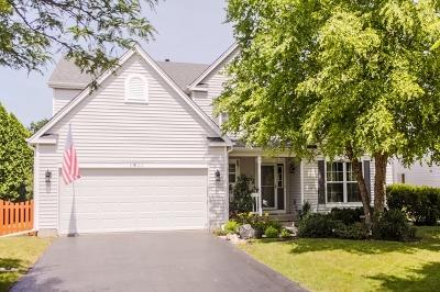 Plainfield Single Family Home New: 1911 Brier Glen Drive