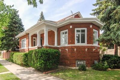 Berwyn Single Family Home For Sale: 6502 Fairfield Avenue