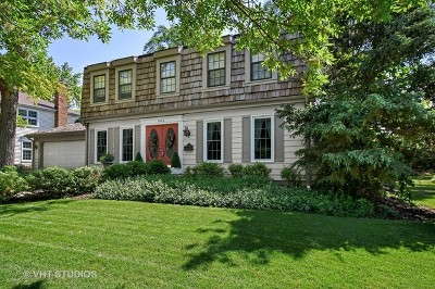 Naperville Single Family Home New: 1404 North West Street