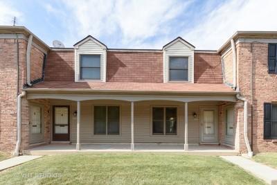 Hoffman Estates Condo/Townhouse New: 1732 Bristol Walk Drive #1732