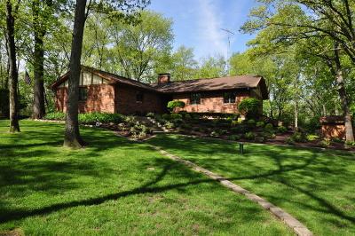 Marengo Single Family Home New: 2917 Northwest Road