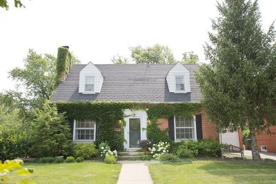 Homewood IL Single Family Home New: $234,900