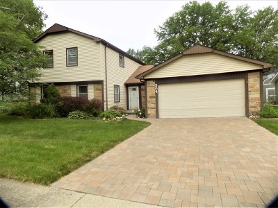 Buffalo Grove Single Family Home New: 904 Country Lane