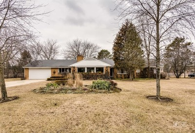 Northbrook Single Family Home For Sale: 3336 Overland Pass